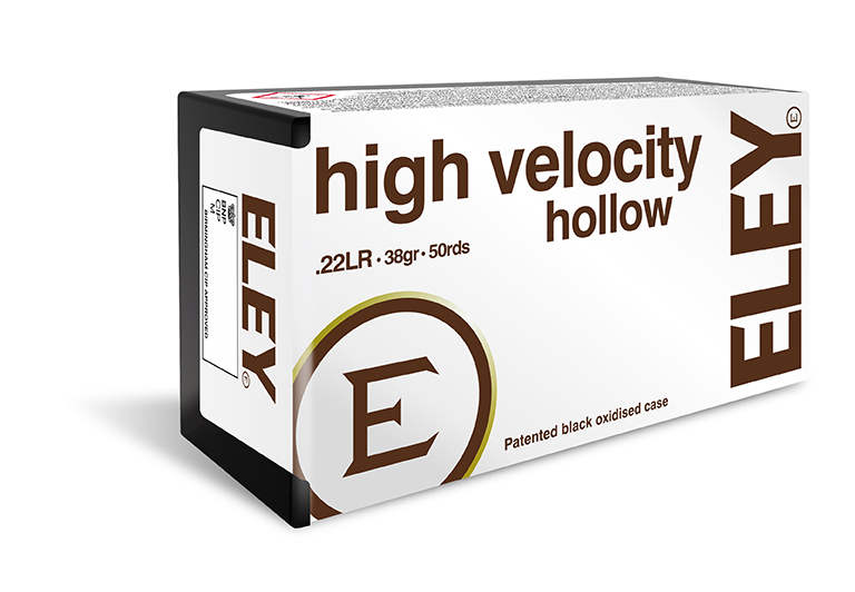 ELEY high velocity hollow