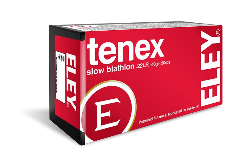 ELEY tenex slow biathlon